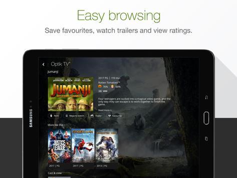 Optik TV® screenshot 9