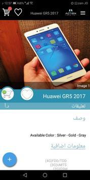 Action Mobile Application screenshot 4