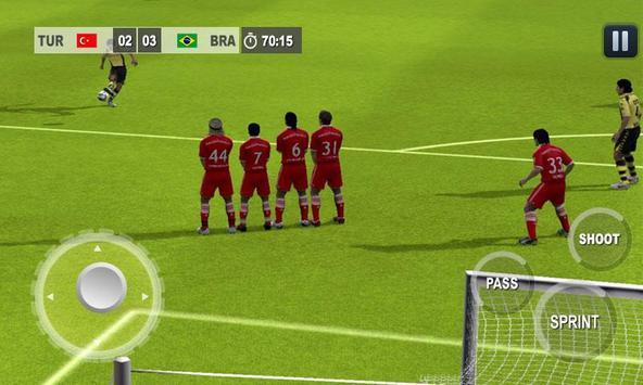 Real World Soccer League: Football WorldCup 2020 screenshot 14
