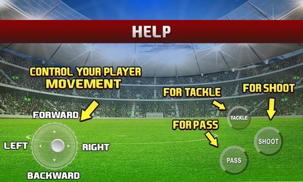 Real World Soccer League: Football WorldCup 2020 screenshot 16
