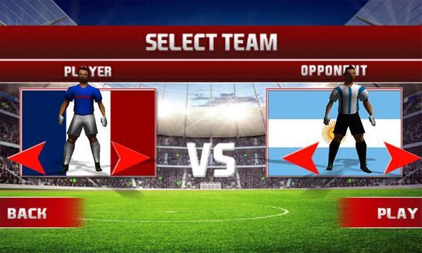 Real World Soccer League: Football WorldCup 2020 screenshot 10