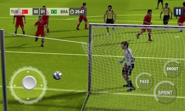 Real World Soccer League: Football WorldCup 2020 screenshot 1