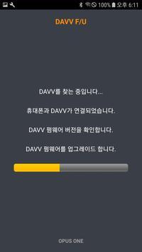 DAVV F/U screenshot 2