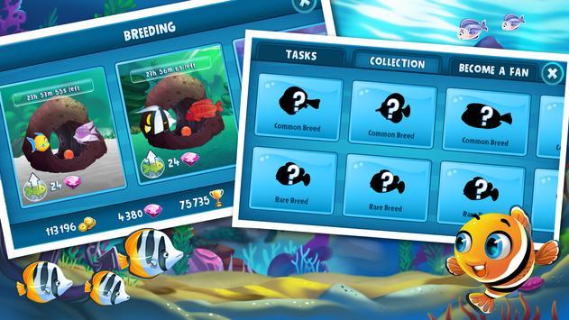 Fish Paradise capture d'écran 7