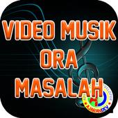 Video Musik Ora Masalah icon