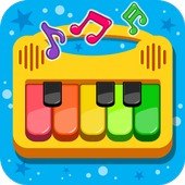 Icona Pianoforte per bambini - Musica e canzoni