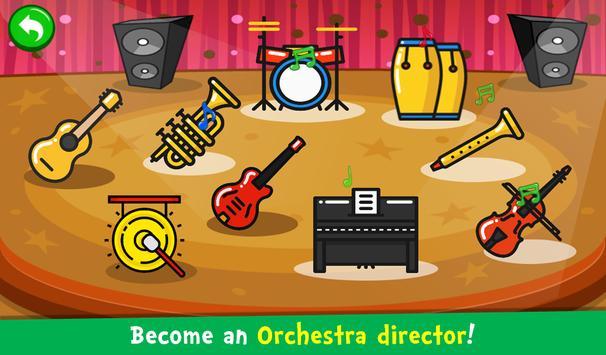 22 Schermata Pianoforte per bambini - Musica e canzoni