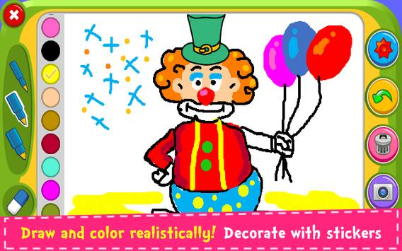 Magic Board - Doodle & Color poster
