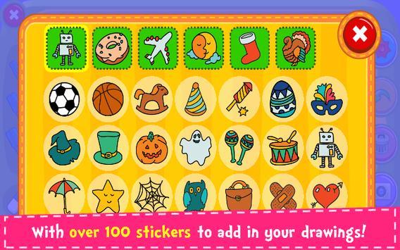 Magic Board - Doodle & Color screenshot 21