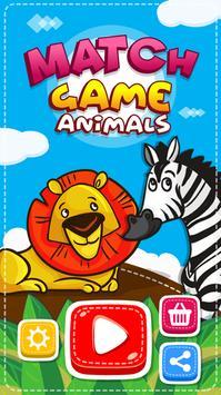 Jogo de Memória - Animais imagem de tela 8