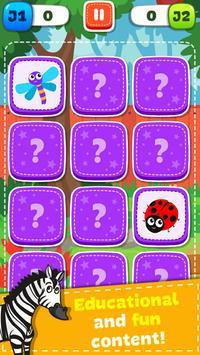 Jogo de Memória - Animais imagem de tela 14