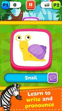 Jogo de Memória - Animais imagem de tela 3