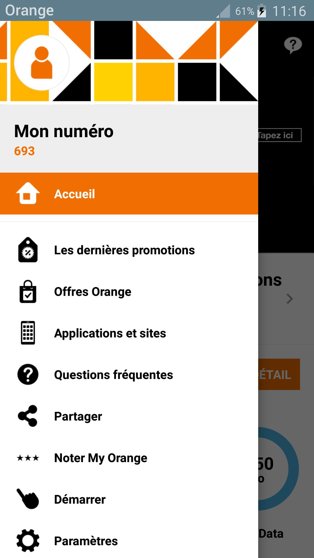 My Orange for Android - APK Download