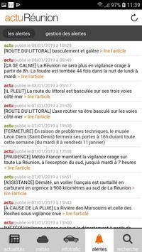 actu Réunion screenshot 7