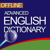 Advanced English Dictionary: Meanings & Definition icon