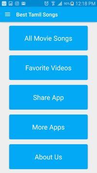 Hit Tamil Songs screenshot 1