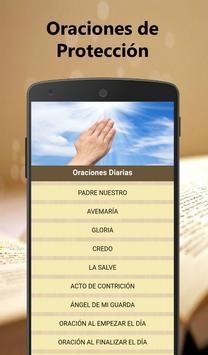 Oraciones diarias cristianas y protección captura de pantalla 5