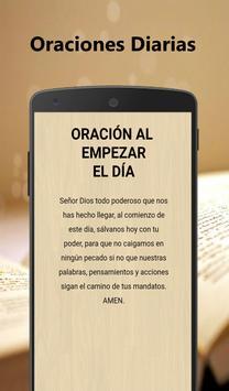 Oraciones diarias cristianas y protección captura de pantalla 6