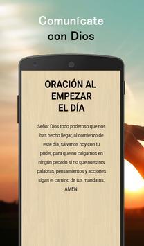 Oraciones diarias cristianas y protección Ekran Görüntüsü 1