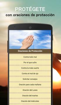 Oraciones diarias cristianas y protección Ekran Görüntüsü 3