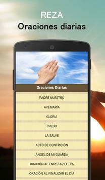 Oraciones diarias cristianas y protección Ekran Görüntüsü 8