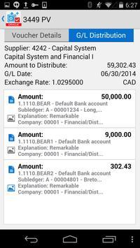 Voucher Batch Appr for JDE E1 screenshot 3