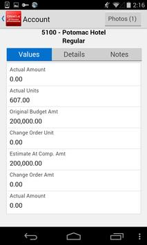 Field Status screenshot 1
