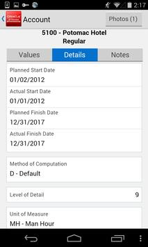 Field Status screenshot 2
