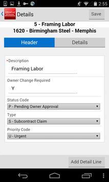 Change Req Entry for JDE E1 screenshot 1