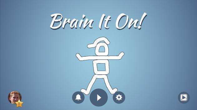 Brain It On! скриншот 4