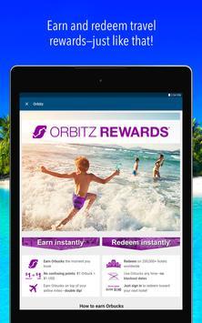 Orbitz स्क्रीनशॉट 10