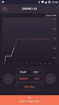 DAVINCI Vaporizer screenshot 1