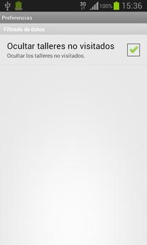 DaciaTalleres screenshot 4