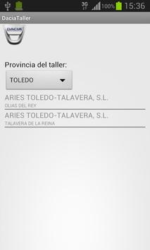 DaciaTalleres screenshot 6
