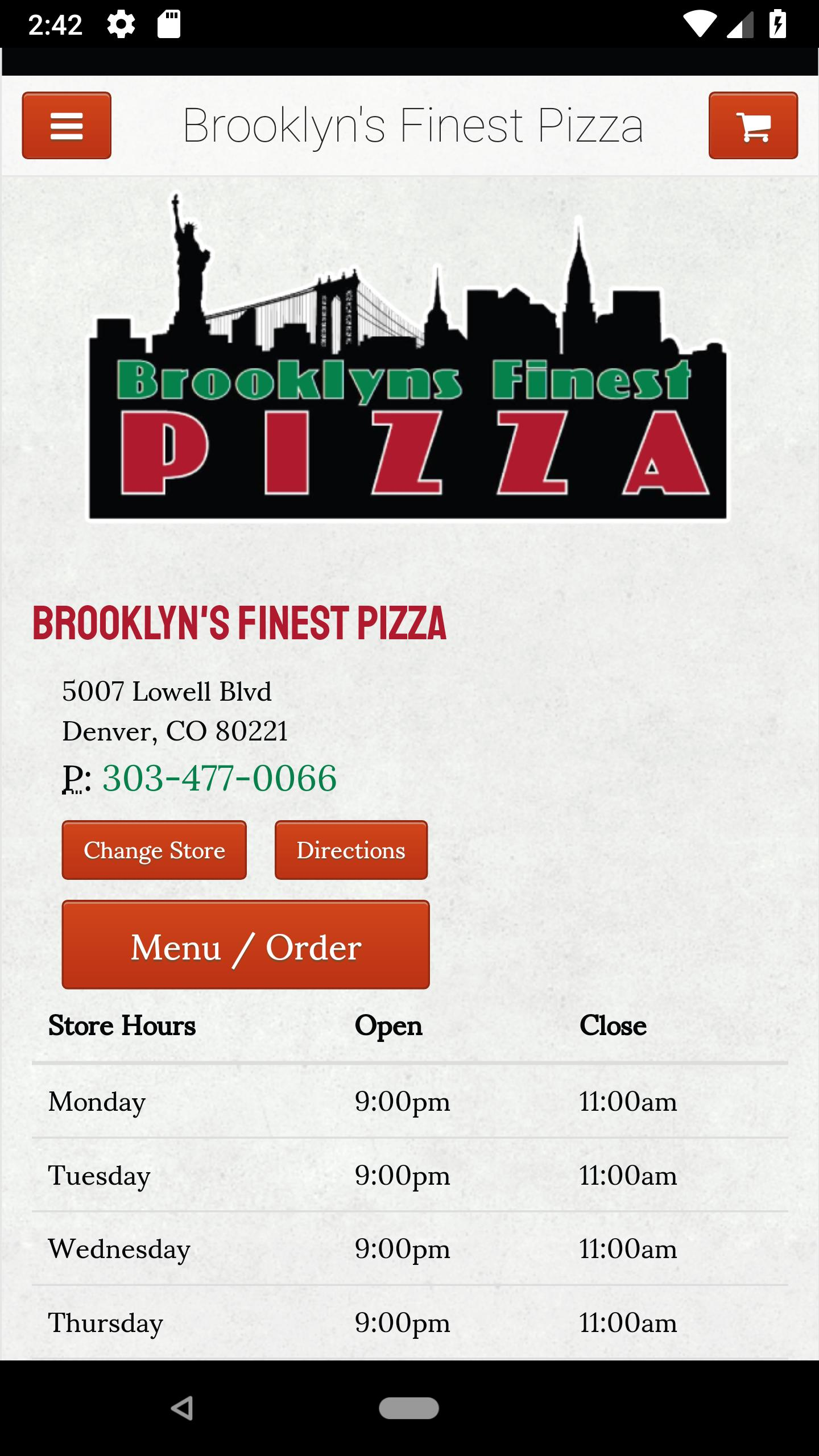 Brooklyn's Finest Pizza poster