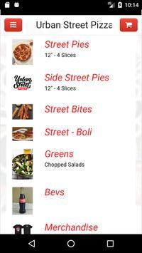 Urban Street Pizza screenshot 1