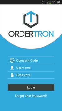 OrderTron poster