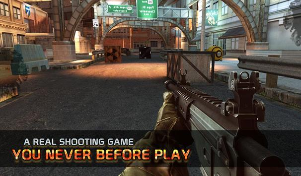 Anti-Terrorism Sniper SWAT Shooter Strike Fire screenshot 3