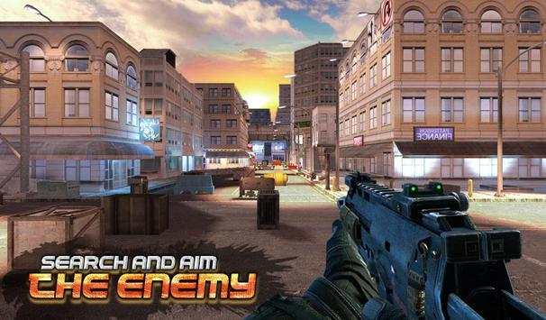 Anti-Terrorism Sniper SWAT Shooter Strike Fire screenshot 4