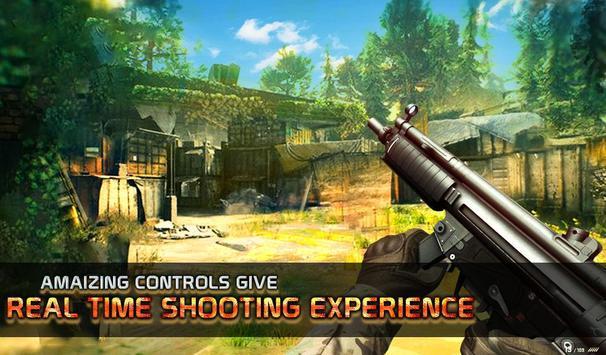 Anti-Terrorism Sniper SWAT Shooter Strike Fire screenshot 7