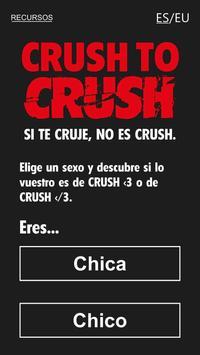 Crush to Crush poster