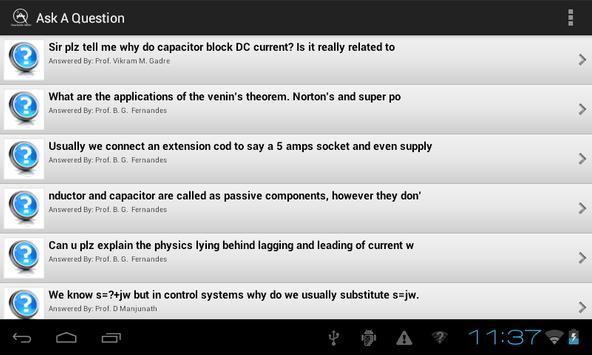 Ask A Question screenshot 2