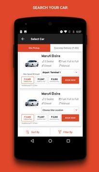 Myles - Self Drive Car Rental screenshot 1