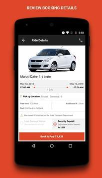 Myles - Self Drive Car Rental screenshot 4