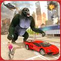 Angry Gorilla Casino City Rampage Simulator