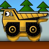 Kids Trucks: Puzzles icon