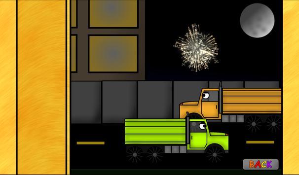 Kids Trucks: Puzzles screenshot 12