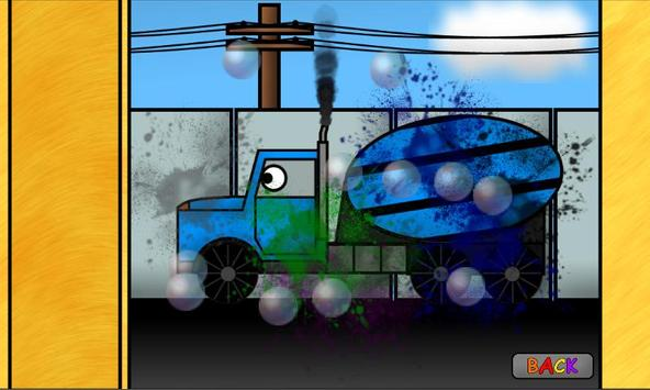 Kids Trucks: Puzzles screenshot 1