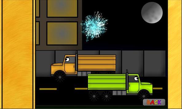 Kids Trucks: Puzzles screenshot 4