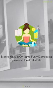 Oriflame Fun poster